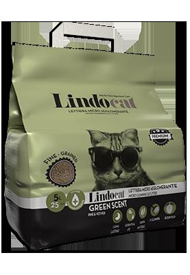 Lindocat Green Scent