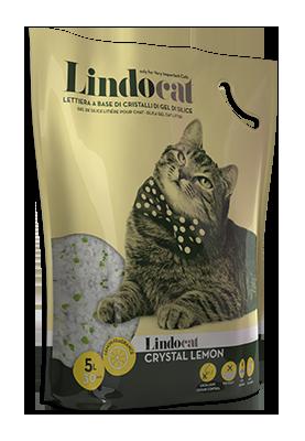 Lindocat Crystal Lemon
